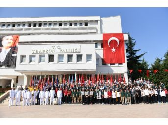 Trabzon'da 140 Bin Öğrenci Ders Başı Yaptı