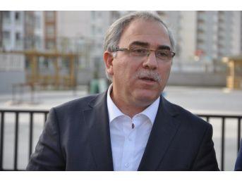 """Toki Başkanı Turan: """"uşak'ta Yapılan Toki Türkiye'ye Örnek Olacak Bir Proje"""""""