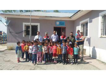 Jandarmadan 'okul Güvenliği' Uygulaması