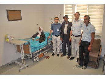 Özalp Devlet Hastanesinde Bir İlk