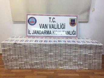 Van Ve Bitlis'te Kaçakçılara Darbe