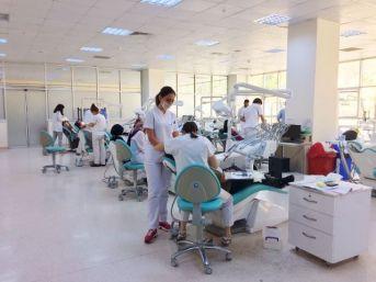 Beü'ye 12 Yeni Diş Üniti Alındı