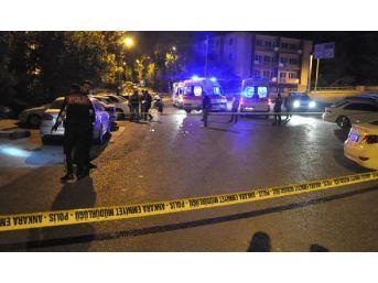 Şşehir Magandaları Kavgayı Ayırmak Isteyen Polisi Tabancasıy...