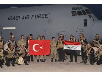 Tsk:üçüncü Safhası Irak Silahlı Kuvvetleri Ile Icra Edilecektir