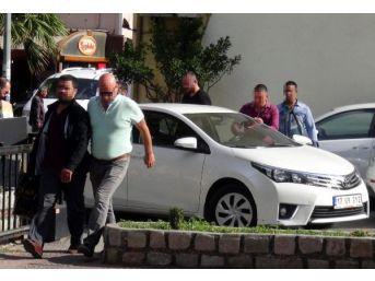 Çanakkale'de Fetö'den 5 Şüpheli Adliyede