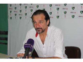 Denizlispor, Yusuf Şimşek'in Sözleşmesini Feshetti
