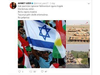 Ak Parti Milletvekili Ahmet Uzer: