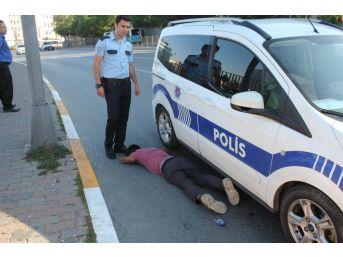 (özel Haber) Beyoğlu'nda Genç Kıza Güpegündüz Taciz Şoku