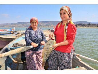 Manisa'nın Balıkçı Kadınları