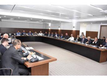 Çerkezköy'de Yatırımlar Değerlendirildi