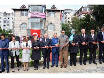 Müjgan-serkan Karagöz Anaokulu Törenle Açıldı