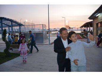 Kdz. Ereğli Belediyesi Spor Parkına Yoğun İlgi