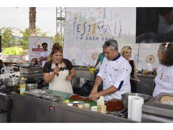 Lezzet Festivali'nin Son Gününde Yoğun Ilgi