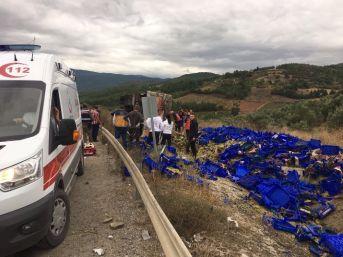 İki Hafta İçinde Ayrı Yerde 7 Trafik Kazası