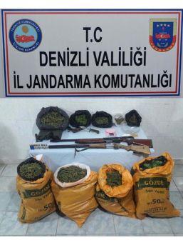 Denizli'de Uyuşturucuya 3 Tutuklama