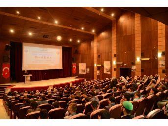 Iğdır'da Cami, Şehir Ve Medeniyet Konulu Konferans