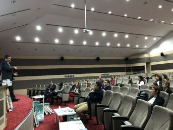 """Çerkezköy Tso'dan """"tedarikçi Performans Değerleme Yöntemleri"""" Eğitimi"""