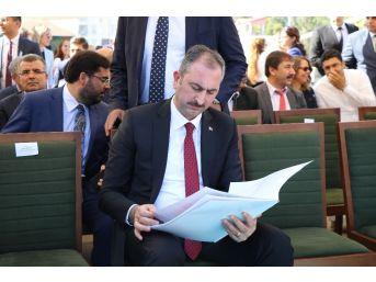"""Adalet Bakanı Gül: """"hakimler Ve Savcılar Da Artık Yerli Silah Kullanacak"""""""