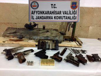 Silah İmalathanesine Jandarma Baskını