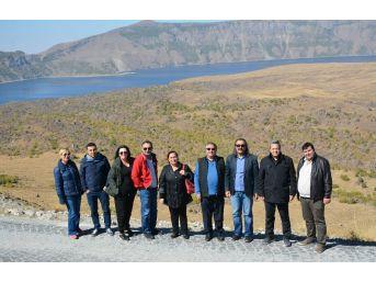 Bitlis'in Tanıtım Atağına Tatvan'dan Start Verildi