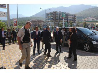 Chp Genel Başkanı Kılıçdaroğlu Denizli'de
