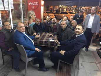 Ak Parti'den Karaağaç Mahallesi Ziyaretleri