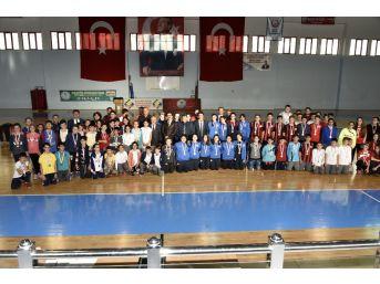 Gümüşhane'de Amatör Spor Haftası Sona Erdi