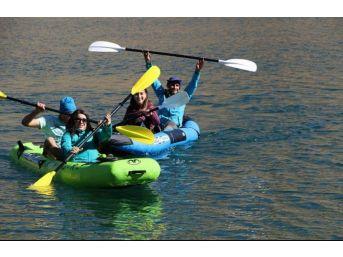 Sat Gölleri Dağcılık Turizmine Açıldı