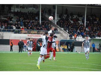 Kastamonuspor 1966-Etimesgut Belediye Spor: 2-0