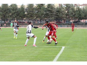 Tff 2. Lig: Kastamonuspor 1966: 2 - Etimesgut Belediyespor: 0