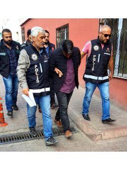 Kayseri'de Uyuşturucu Ve Kaçak Sigara Operasyonunda Silah Da Ele Geçirildi (2)