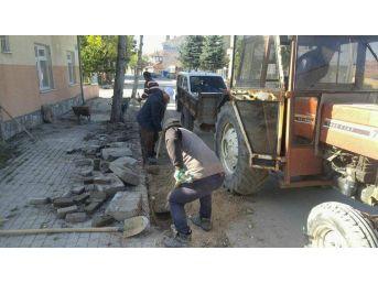 Başkan Asaf Akar: Çevre Düzenlemesi Ve Alt Yapı Çalışmaları Hızla Devam Ediyor