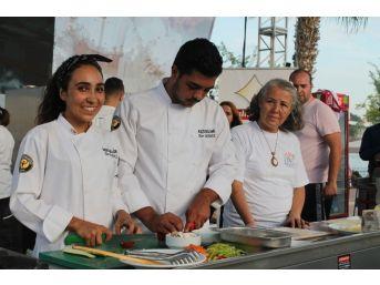 Toros'un Aşçıları Lezzet Festivali'nde