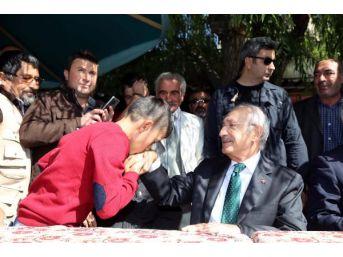 Kılıçdaroğlu: Hacı Bektaş, Anadolu'nun Insancıl Ve Akılcı Tutumuna Önderlik Yapmıştır (2)