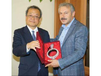 Nevşehir Hacı Bektaş Veli Üniversitesi'nde Japon Dili Ve Edebiyatı Anabilim Dalı Açıldı (2)