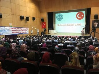 Siirt'te 'cami, Şehir Ve Medeniyet' Konferansı
