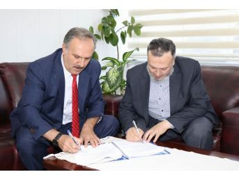 Eğitimde İşbirliği Protokolü İmzalandı