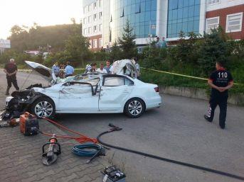 Doğu Karadeniz'de Eylül Ayında Meydana Gelen Trafik Kazalarında 12 Kişi Hayatını Kaybetti