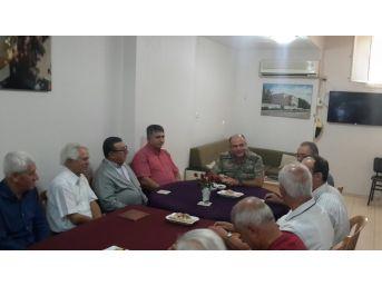 Tuğgeneral İlbaş'tan Temad Adana Şubesi'ne Ziyaret