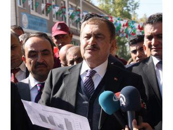 Bakan Eroğlu'ndan, İstanbul'un Suyuyla İlgili Açıklama: