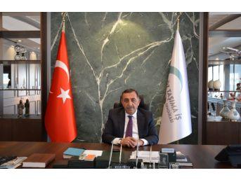 """Başkan Toruntay: """"hükümetimiz Vatandaşın Sesine Kulak Verdi"""""""