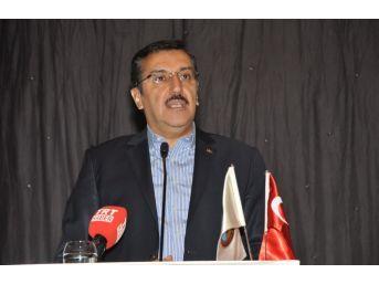 """Bakan Tüfenkçi: """"türkiye Ekonomisi Oyuna Gelmedi"""""""