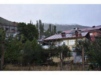 Ardahan'da Yüksek Kesimler, Beyaza Büründü
