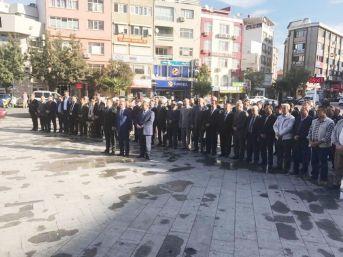 Burhaniye'de Muhtarlar Günü Törenle Kutlandı