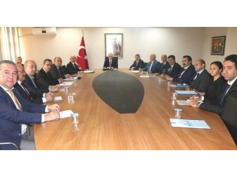Bartın'da İl İstihdam Kurul Toplantısı Yapıldı