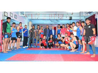 Tatso'dan Genç Sporculara Ziyaret