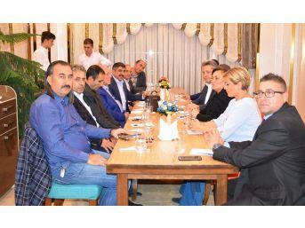 "Tatvan'da ""turizm İstişare"" Toplantısı"