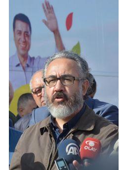 Hdp Bursa İl Başkanı Yüksel Akgün Tutuklandı