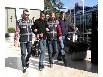 Polis, Dolandırıcıyı Kağıt Ve Toprakla Yakaladı