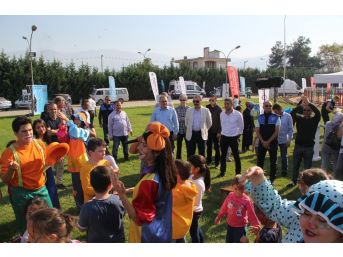 Şehit Ve Gazi Çocukları Gönüllerince Eğlendi